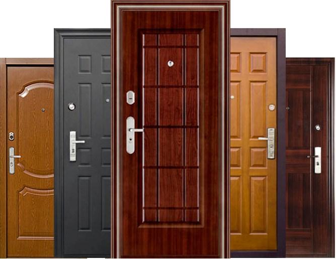 двери входные и
